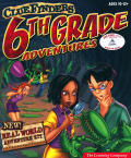 ClueFinders: 6th Grade Adventures Macintosh Front Cover