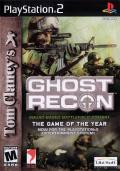 Tom Clancy's Ghost Recon PlayStation 2 Front Cover