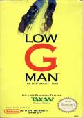 Low G Man NES Front Cover