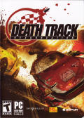 Death Track: Resurrection Windows Front Cover