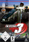 FIM Speedway Grand Prix 3 Windows Front Cover