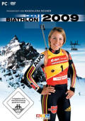 RTL Biathlon 2009 Windows Front Cover