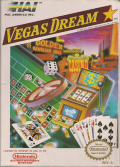Vegas Dream NES Front Cover