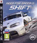Need for Speed: Shift PlayStation 3 Front Cover