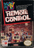 Remote Control NES Front Cover