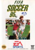 FIFA Soccer 95 Genesis Front Cover
