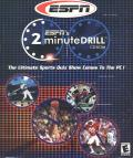 ESPN's 2-Minute Drill Macintosh Front Cover