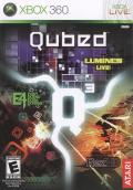 Qubed Xbox 360 Front Cover