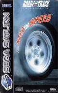 The Need for Speed SEGA Saturn Front Cover