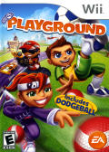 EA Playground Wii Front Cover