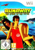 Runaway 2: The Dream of the Turtle Wii Front Cover