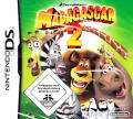Madagascar: Escape 2 Africa Nintendo DS Front Cover