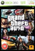 Grand Theft Auto: Episodes from Liberty City Xbox 360 Front Cover