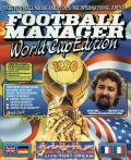 Football Manager: World Cup Edition 1990 MSX Front Cover