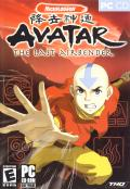 Avatar: The Last Airbender Windows Front Cover