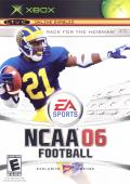 NCAA Football 06 Xbox Front Cover