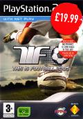 This is Football 2005 PlayStation 2 Front Cover