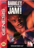 Barkley: Shut Up and Jam! Genesis Front Cover