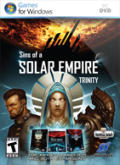 Sins of a Solar Empire: Trinity Windows Front Cover