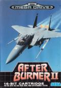 After Burner II Genesis Front Cover