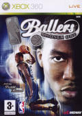 NBA Ballers: Chosen One Xbox 360 Front Cover