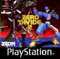 Zero Divide 2: The Secret Wish PlayStation Front Cover