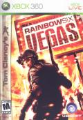 Tom Clancy's Rainbow Six: Vegas Xbox 360 Front Cover