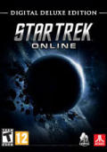 Star Trek Online (Digital Deluxe Edition) Windows Front Cover