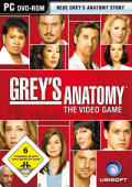 Grey's Anatomy: The Video Game Windows Front Cover