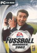 Fussball Manager 2002 Windows Front Cover