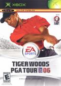 Tiger Woods PGA Tour 06 Xbox Front Cover
