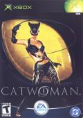 Catwoman Xbox Front Cover