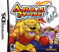 Animal Boxing Nintendo DS Front Cover