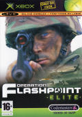 Operation Flashpoint: Elite Xbox Front Cover