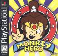 Monkey Hero PlayStation Front Cover