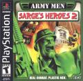 Army Men: Sarge's Heroes 2 PlayStation Front Cover