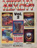 Virtual Reality Vol. 2 Amiga Front Cover