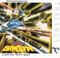Armalyte Commodore 64 Front Cover