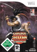 Samurai Shodown: Anthology Wii Front Cover