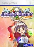 Jewelry Master Twinkle Xbox 360 Front Cover 1st version