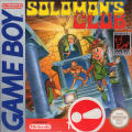 Solomon's Club Game Boy Front Cover