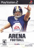 Arena Football PlayStation 2 Front Cover