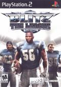 Blitz: The League PlayStation 2 Front Cover