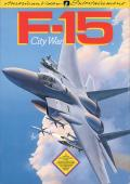 F-15 City War NES Front Cover