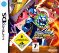 Mega Man Star Force 2: Zerker X Saurian Nintendo DS Front Cover