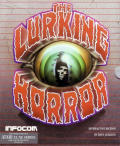 The Lurking Horror Atari 8-bit Front Cover