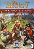 Die Siedler 7 (Siedel-Kiste) Windows Front Cover