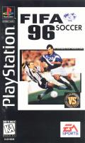 FIFA Soccer 96 PlayStation Front Cover