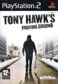 Tony Hawk's Proving Ground PlayStation 2 Front Cover