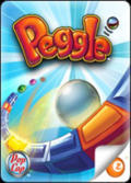 Peggle Zeebo Front Cover